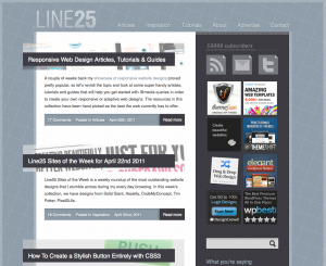 The Line25 Blog