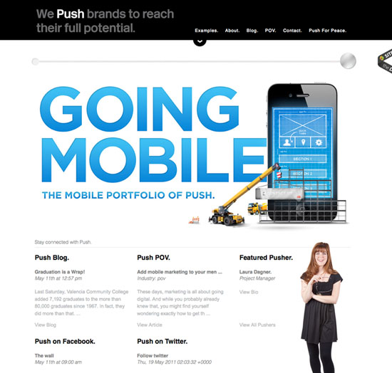 Push Creative Agency