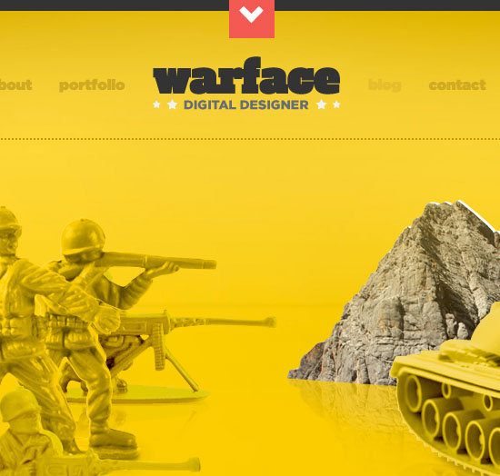 Warface- Digital Designer