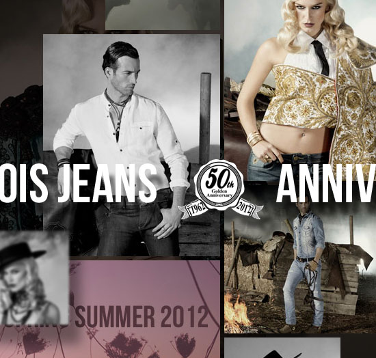 Lois Jeans Anneversary 2012