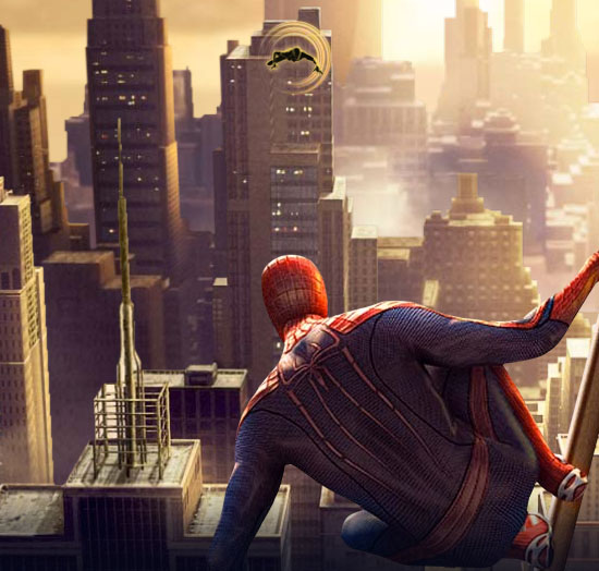 The Amazing Spiderman- Game