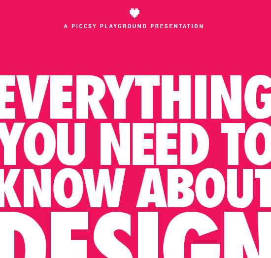 Piccsy - Everything you need to know about design