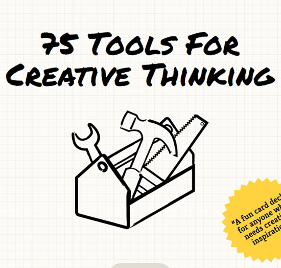 Tools For Creative Thinking
