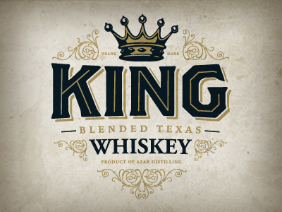 Jose Canales- King Whiskey
