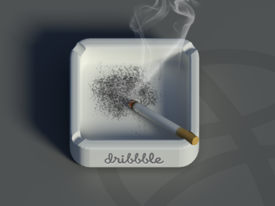 Ashtray iOS Icon