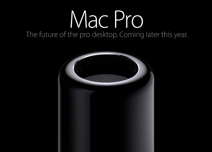 The new mac pro