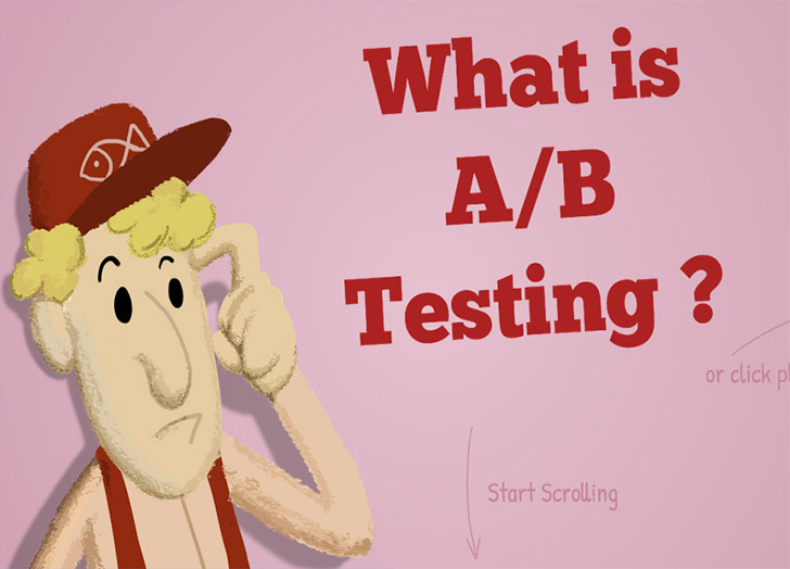?What is a/b testing